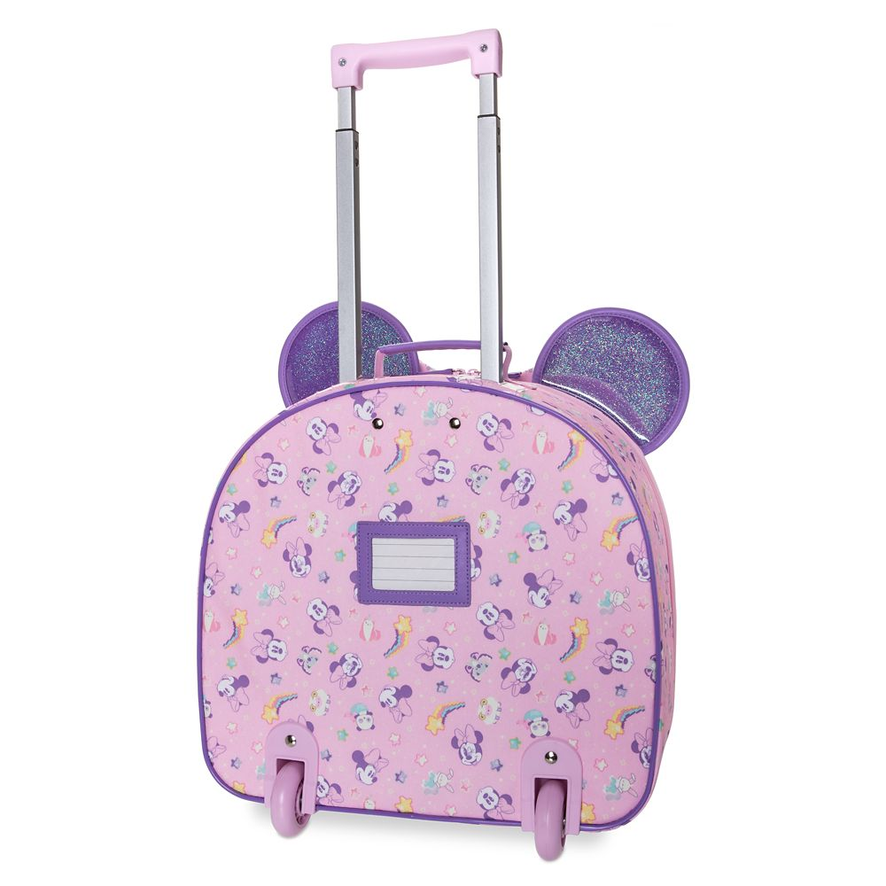 Minnie Mouse Rolling Luggage – Small