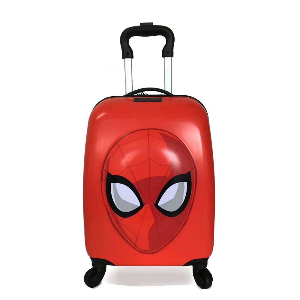 Spider-Man and Venom Rolling Luggage