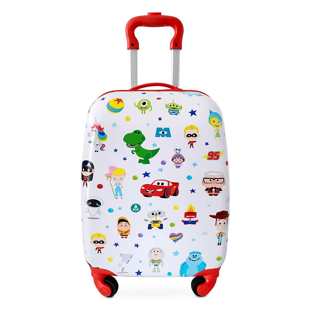 World of Pixar Rolling Luggage – 16''