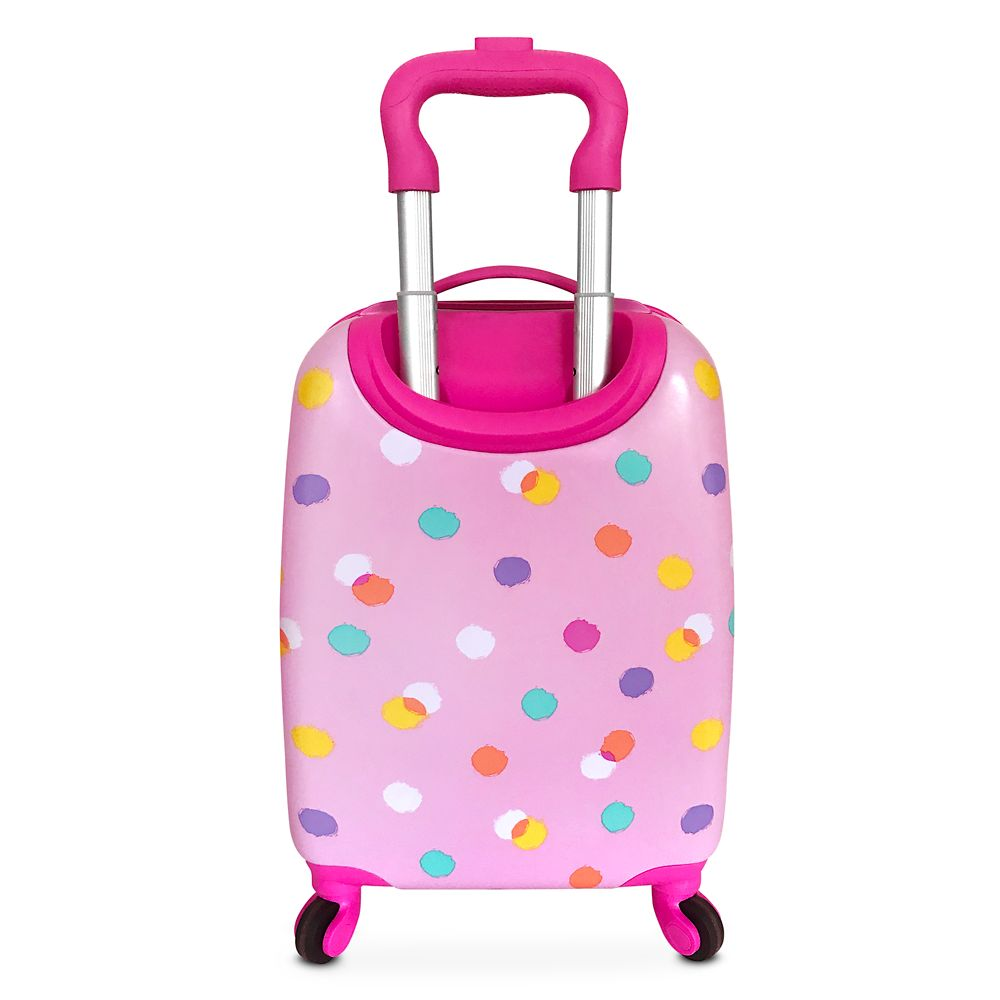 Minnie Mouse Rolling Luggage – 16''