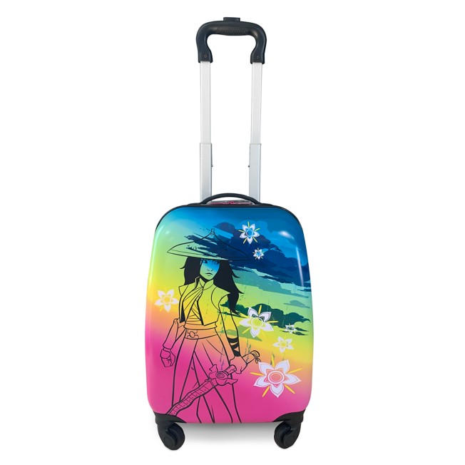Raya and the Last Dragon Rolling Luggage – Small