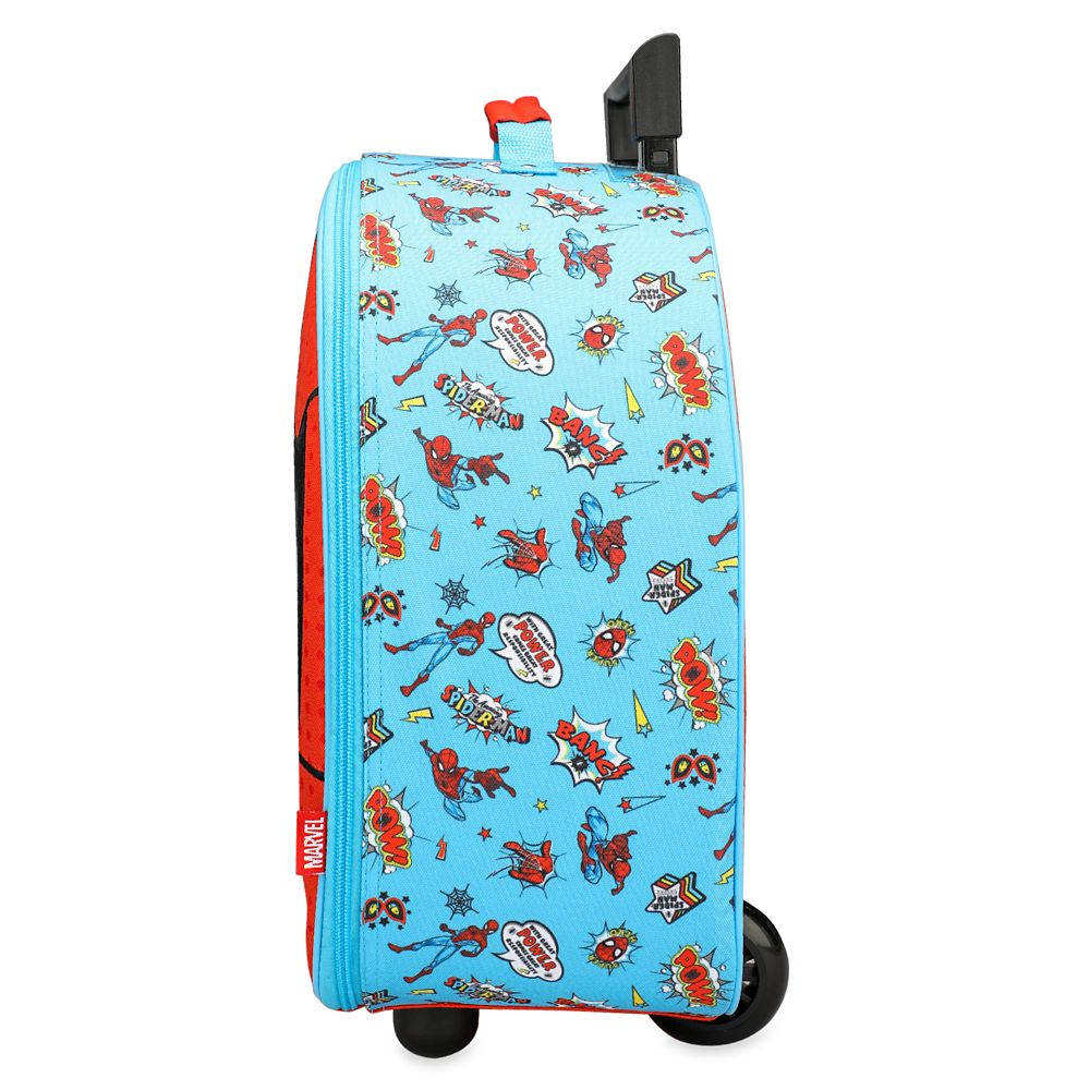 Spider-Man Rolling Luggage – Small