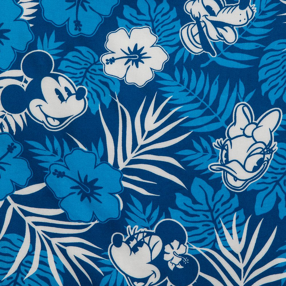 Mickey Mouse and Friends Aloha Tank Top for Girls – Hawaii