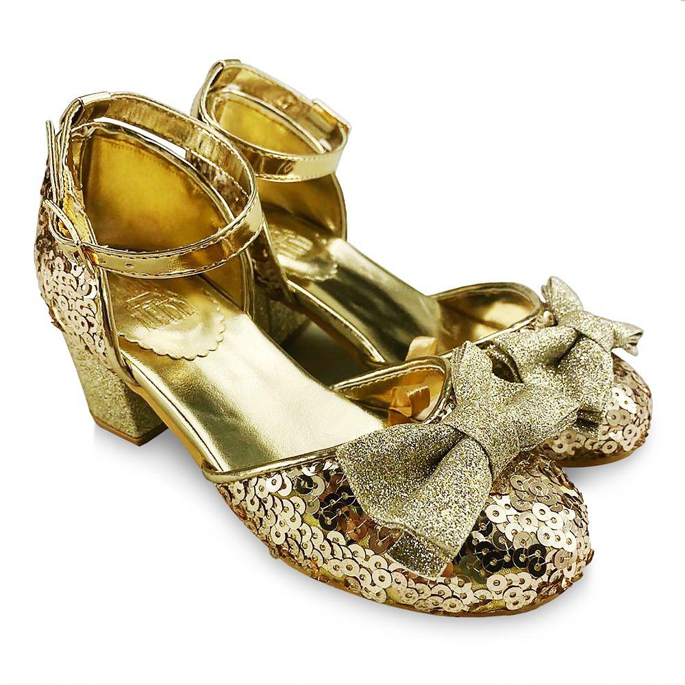 Disney Princess Fancy Dress Shoes for Kids