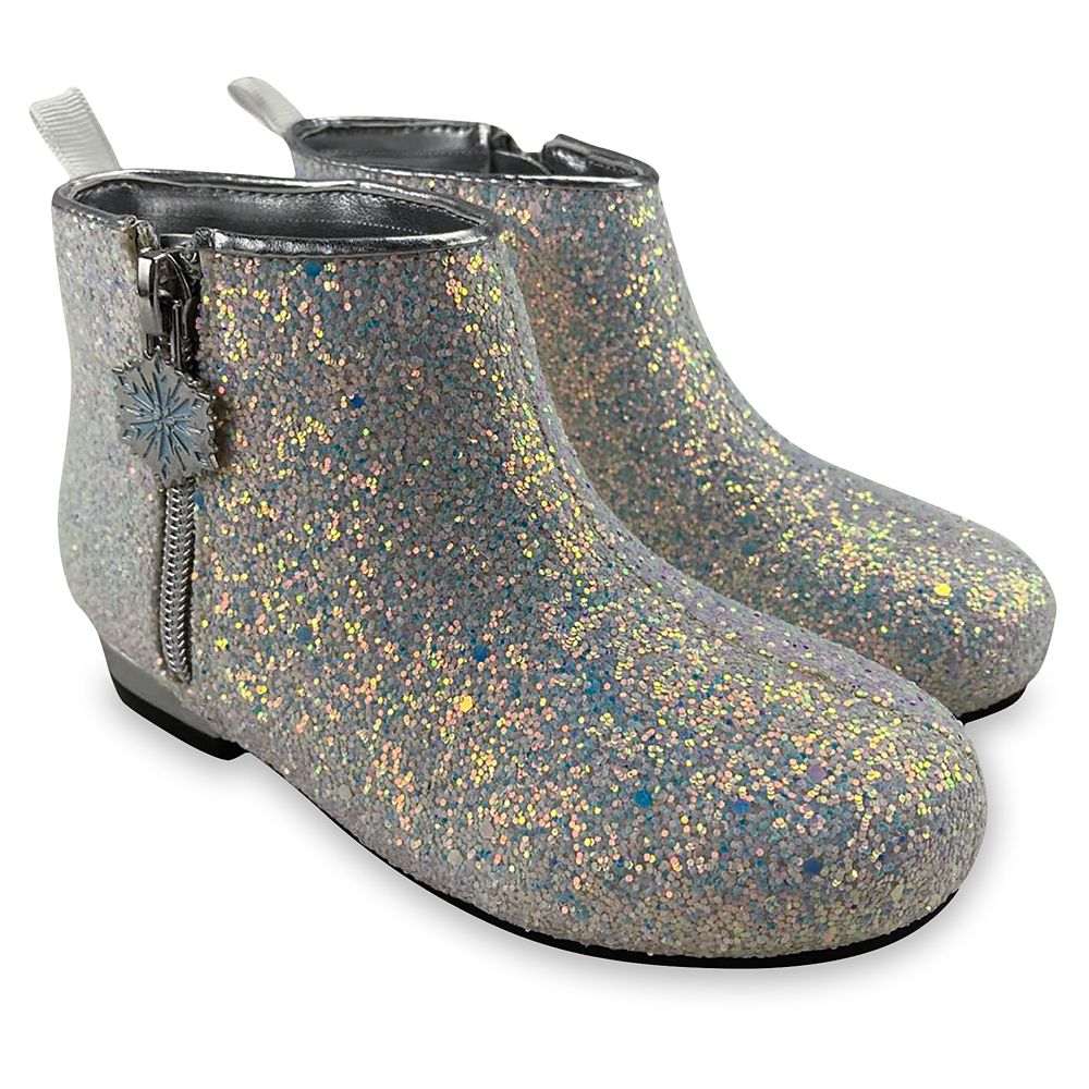 Frozen 2 Glittering Booties for Girls