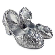 Disney Princess Fancy Dress Shoes for Girls