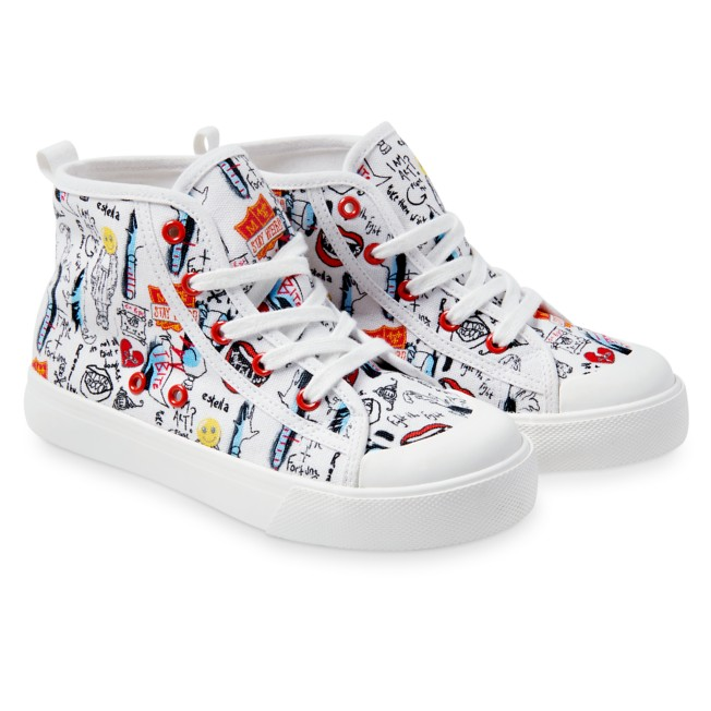 Cruella High-Top Sneakers for Kids – Live Action