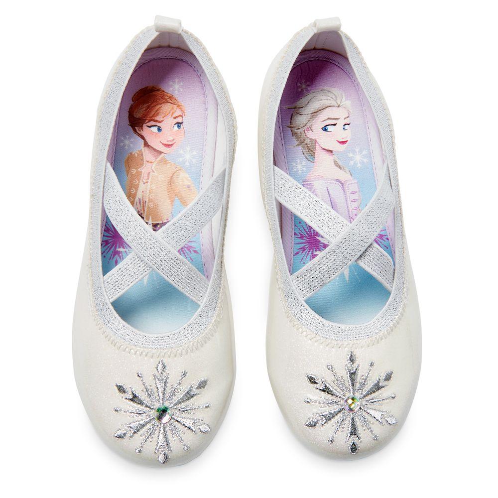 Frozen 2 Ballet Flats for Kids