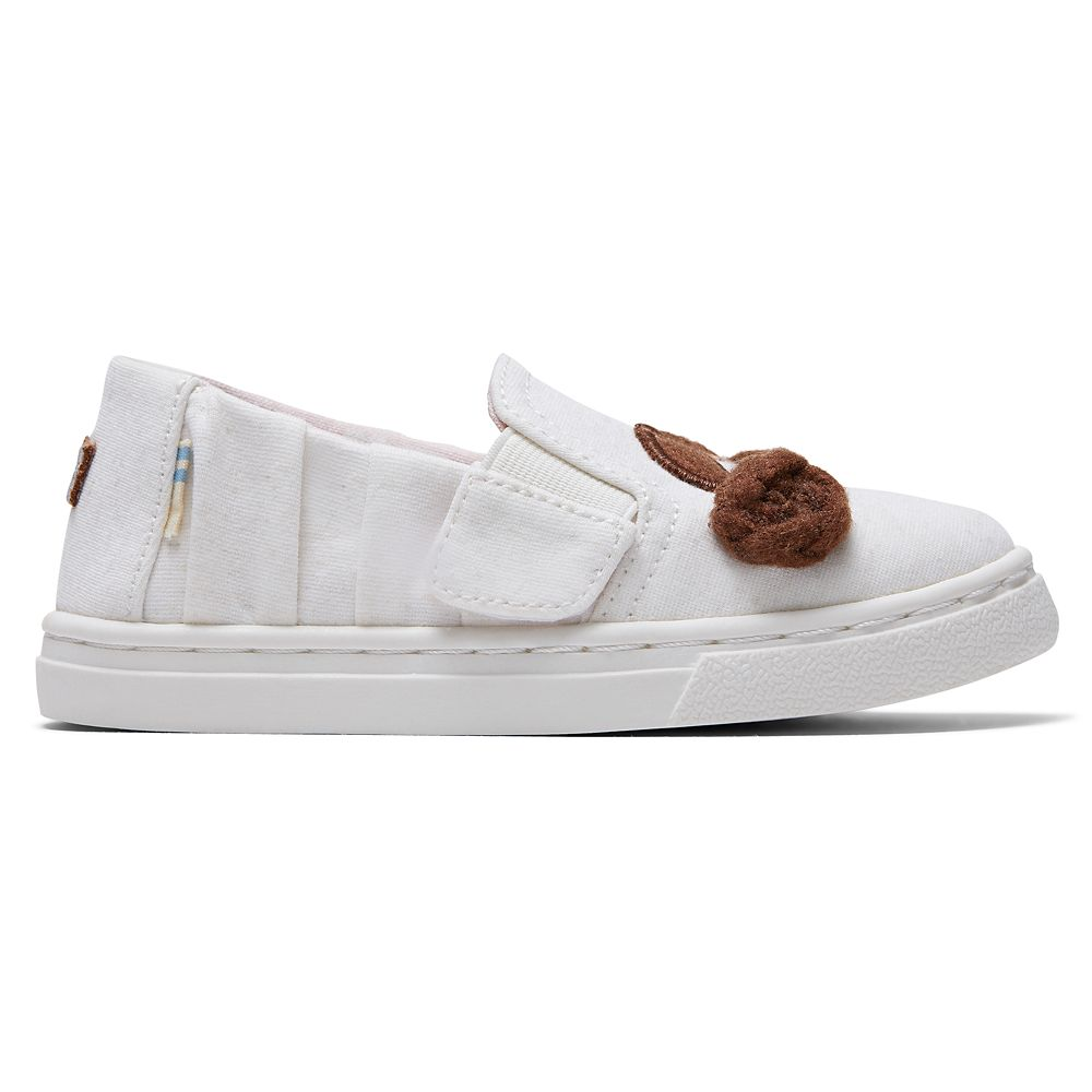 Princess Leia Shoes for Kids by TOMS – Star Wars