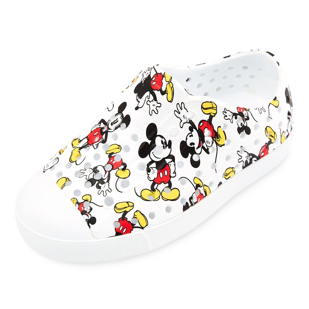 Mickey Mouse Shoes for Kids by Native Shoes
