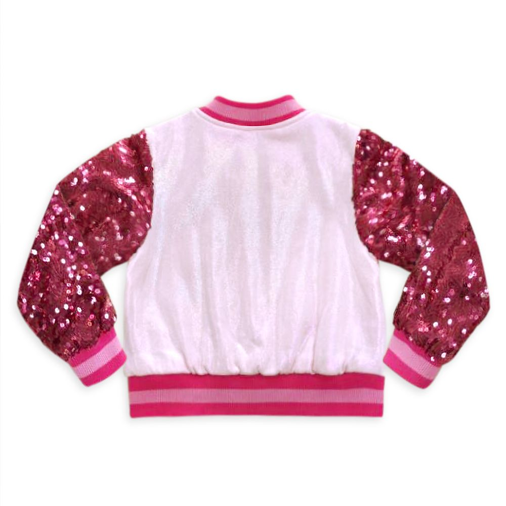 Minnie Mouse Varsity Jacket for Girls