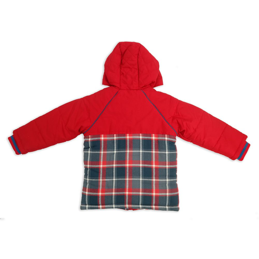 Mickey Mouse Hooded Jacket for Boys