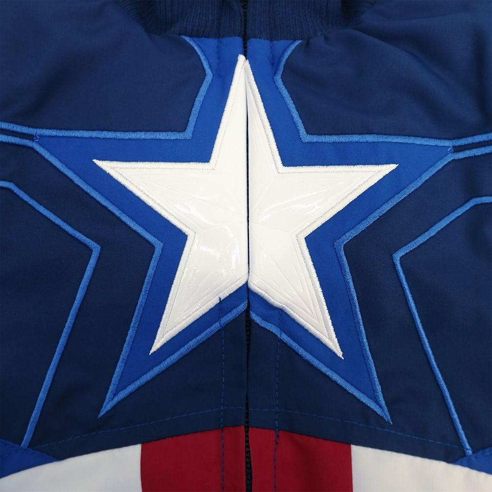Captain America Jacket for Kids