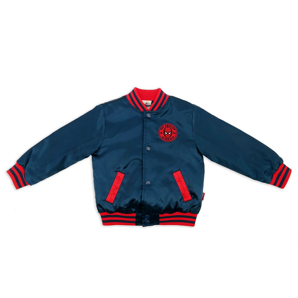 Spider-Man Bomber Jacket for Kids