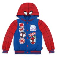 Marvel's Spidey and His Amazing Friends Hooded Jacket for Kids