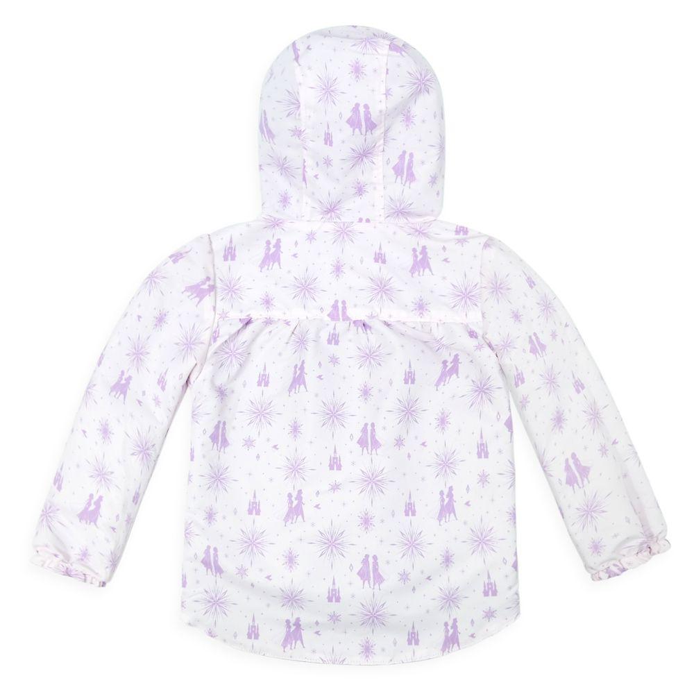 Disney Frozen 2 Reversible Hooded Jacket for Kids