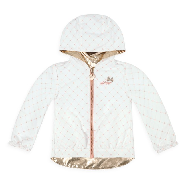 Minnie Mouse Reversible Hooded Jacket for Kids