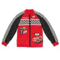 Lightning McQueen Varsity Jacket for Kids – Personalized