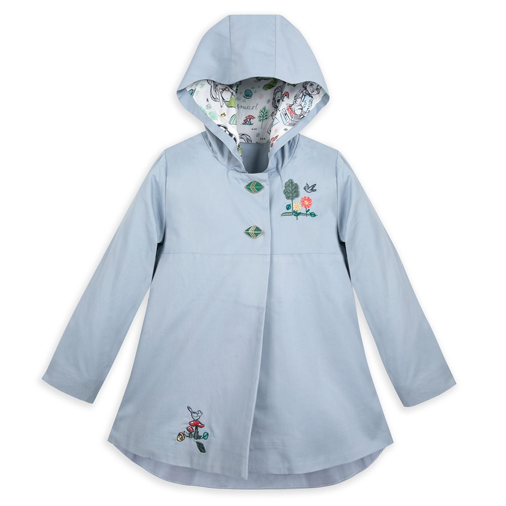 Disney Animators' Collection Hooded Jacket for Girls