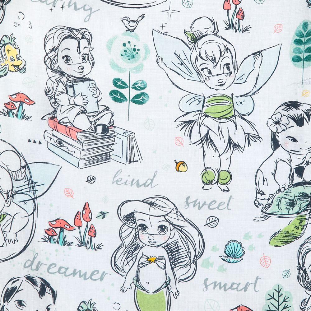 Disney Animators' Collection Hooded Jacket for Girls