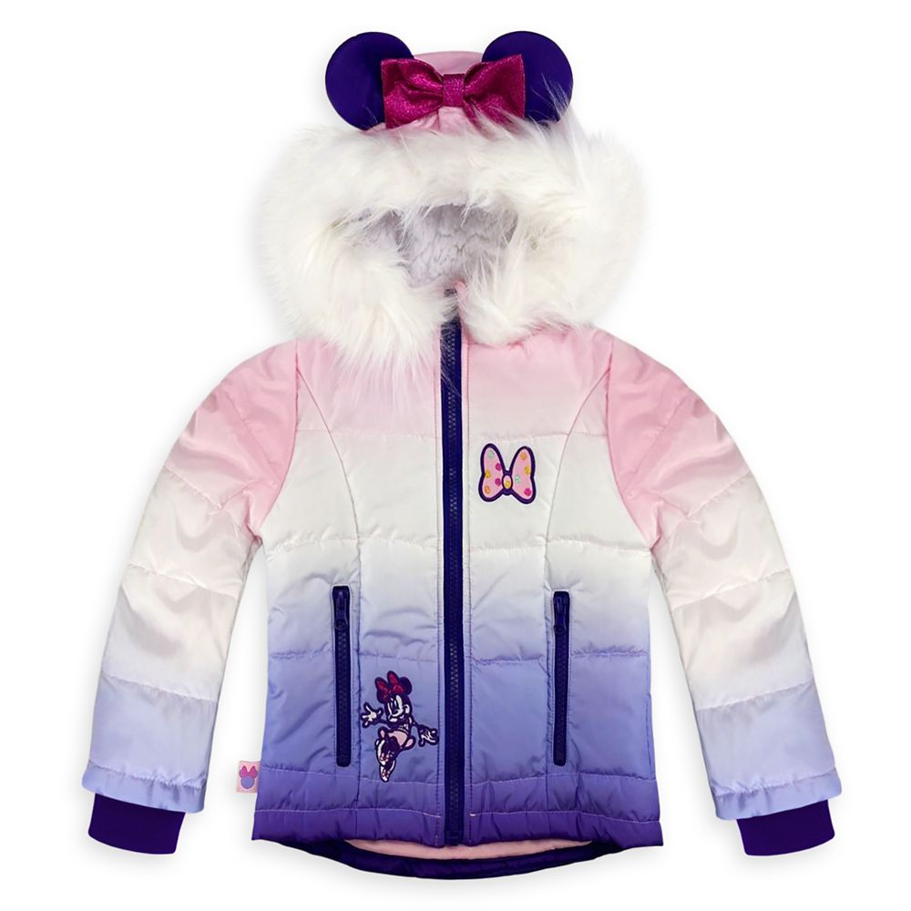 Minnie Mouse Hooded Jacket for Girls