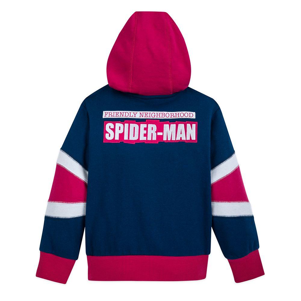 Spider-Man Zip Hoodie for Kids