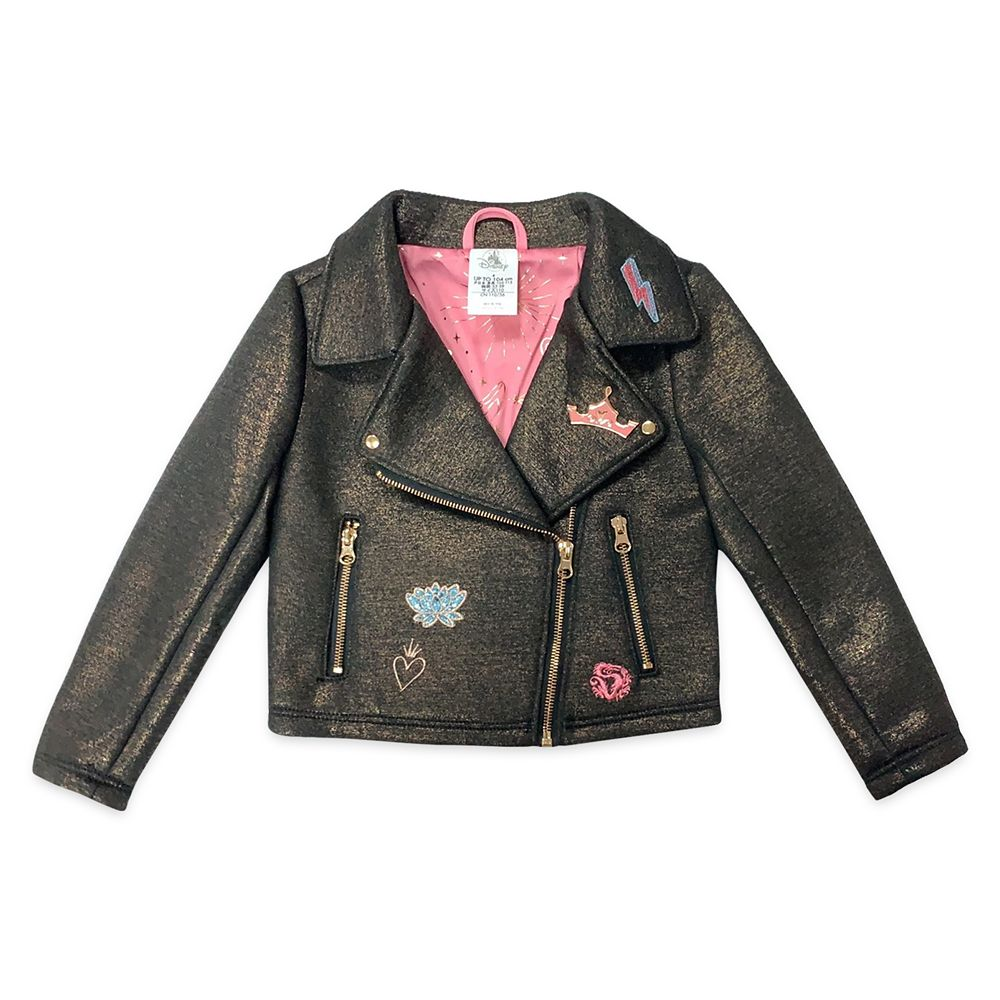Disney Princess Moto Jacket for Girls