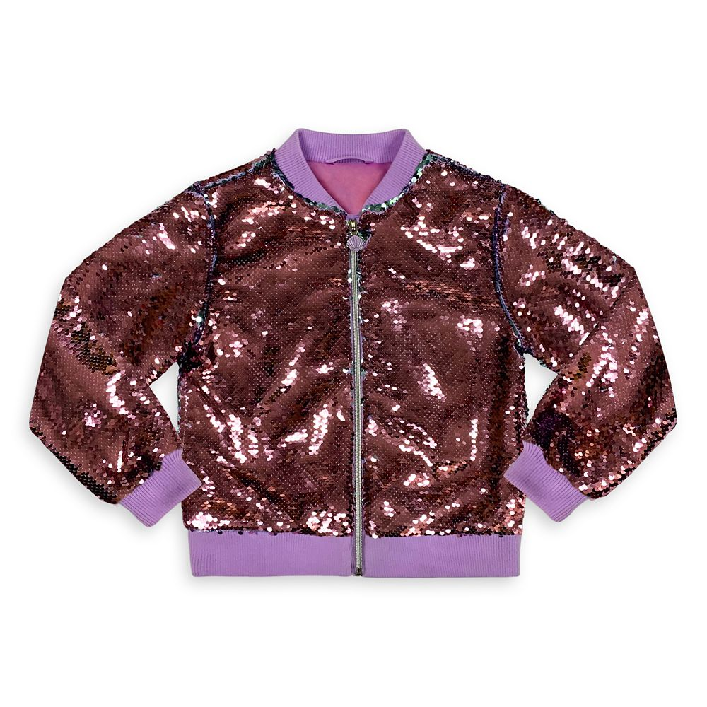 Ariel Reversible Sequin Jacket for Girls – The Little Mermaid