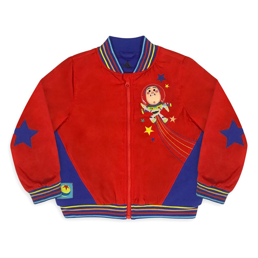 World of Pixar Bomber Jacket for Toddlers