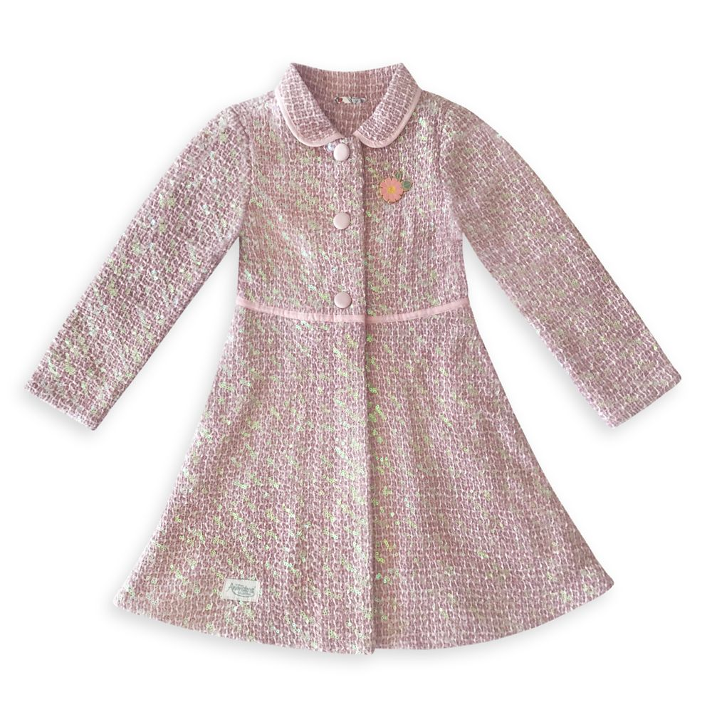 Disney Animators' Collection Dress Coat for Girls
