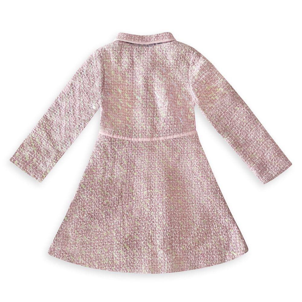 Disney Animators' Collection Dress Coat for Girls