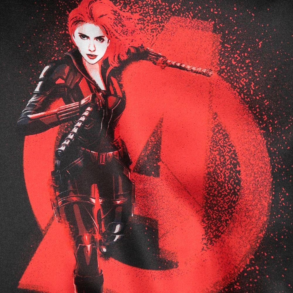 Black Widow Reversible Jacket for Girls