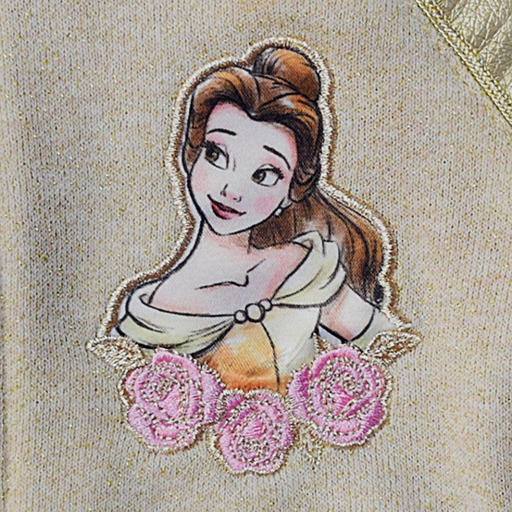 Belle Varsity Jacket for Kids – Beauty and the Beast