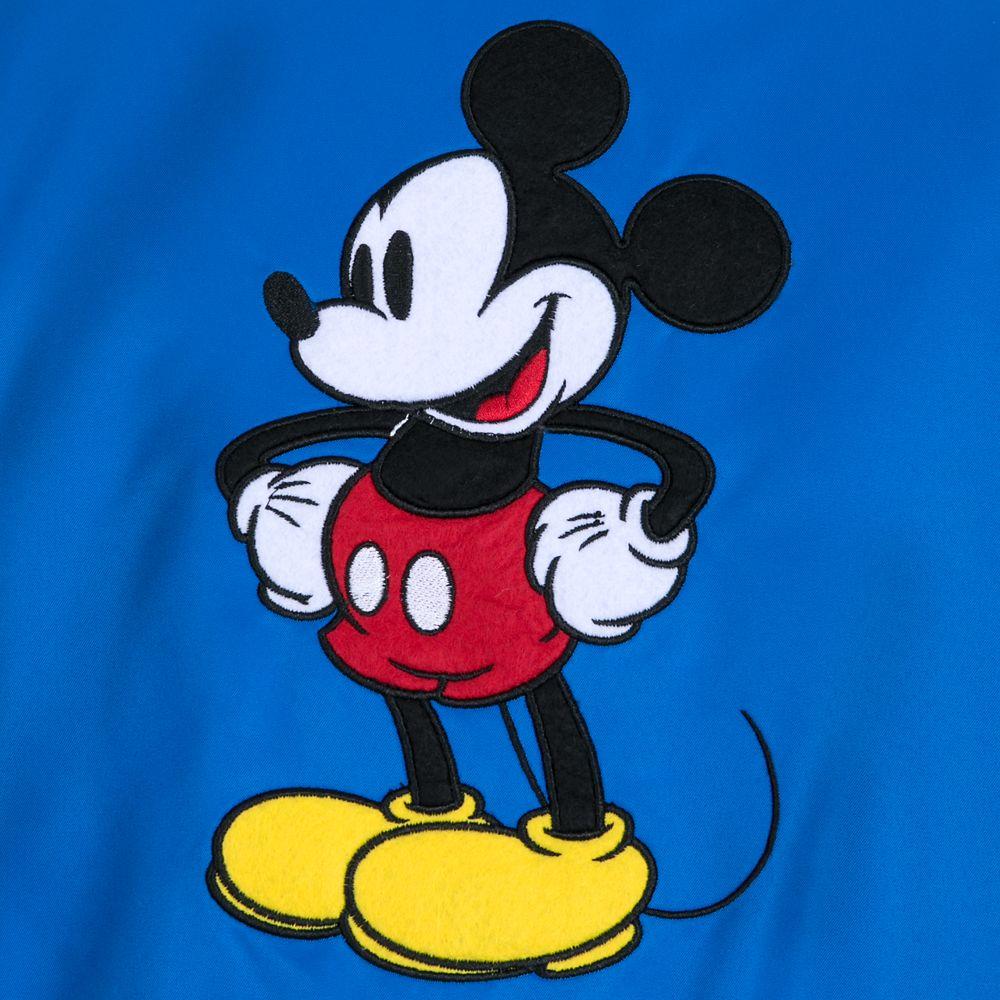 Mickey Mouse Varsity Jacket for Kids