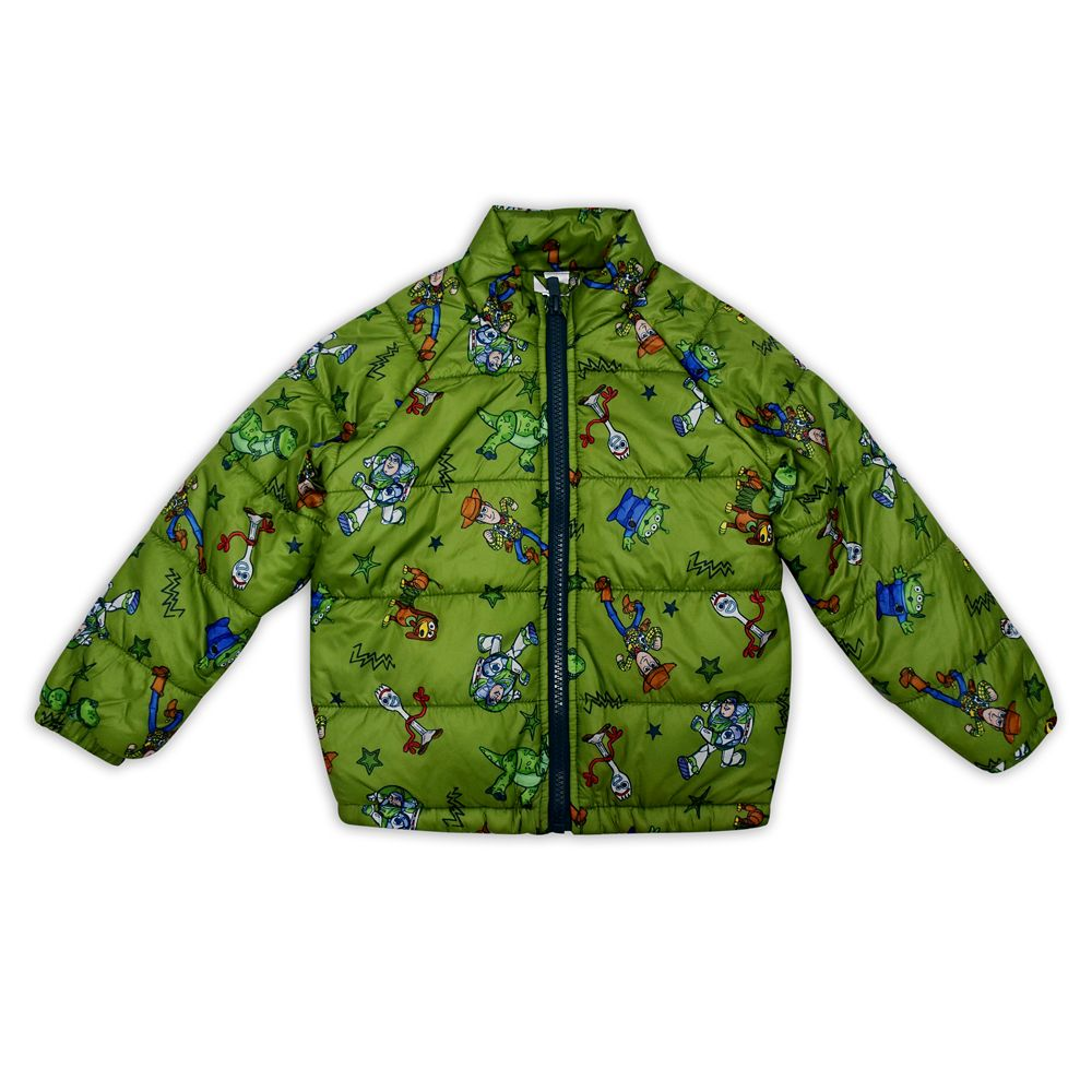 Toy Story 4 Lightweight Puffy Jacket for Kids