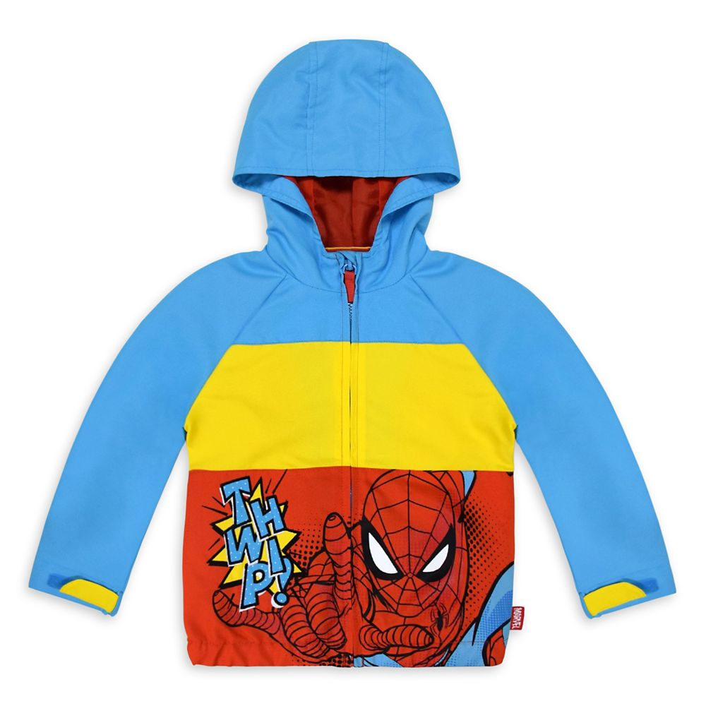 Spider-Man Jacket for Boys