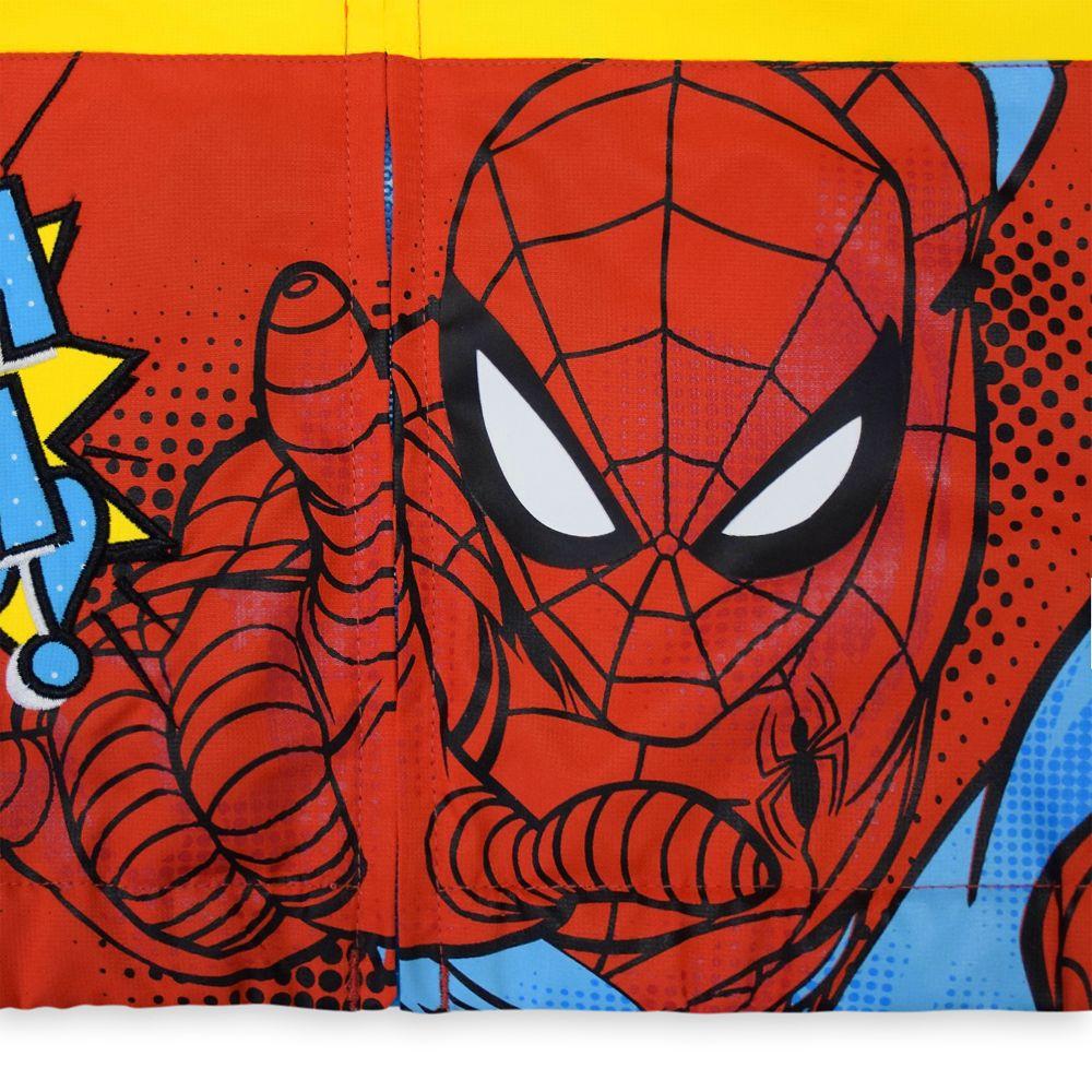 Spider-Man Jacket for Boys