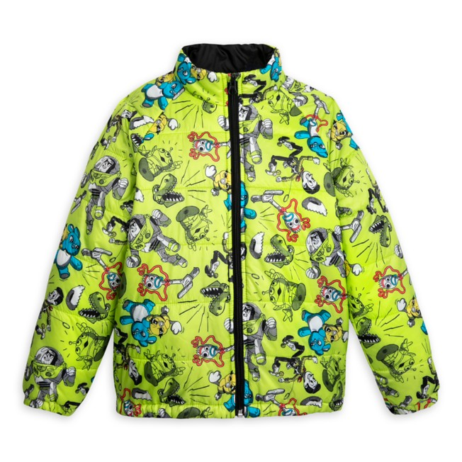 Toy Story 4 Puffy Jacket for Kids