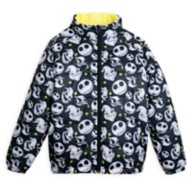 The Nightmare Before Christmas Puffy Jacket for Kids