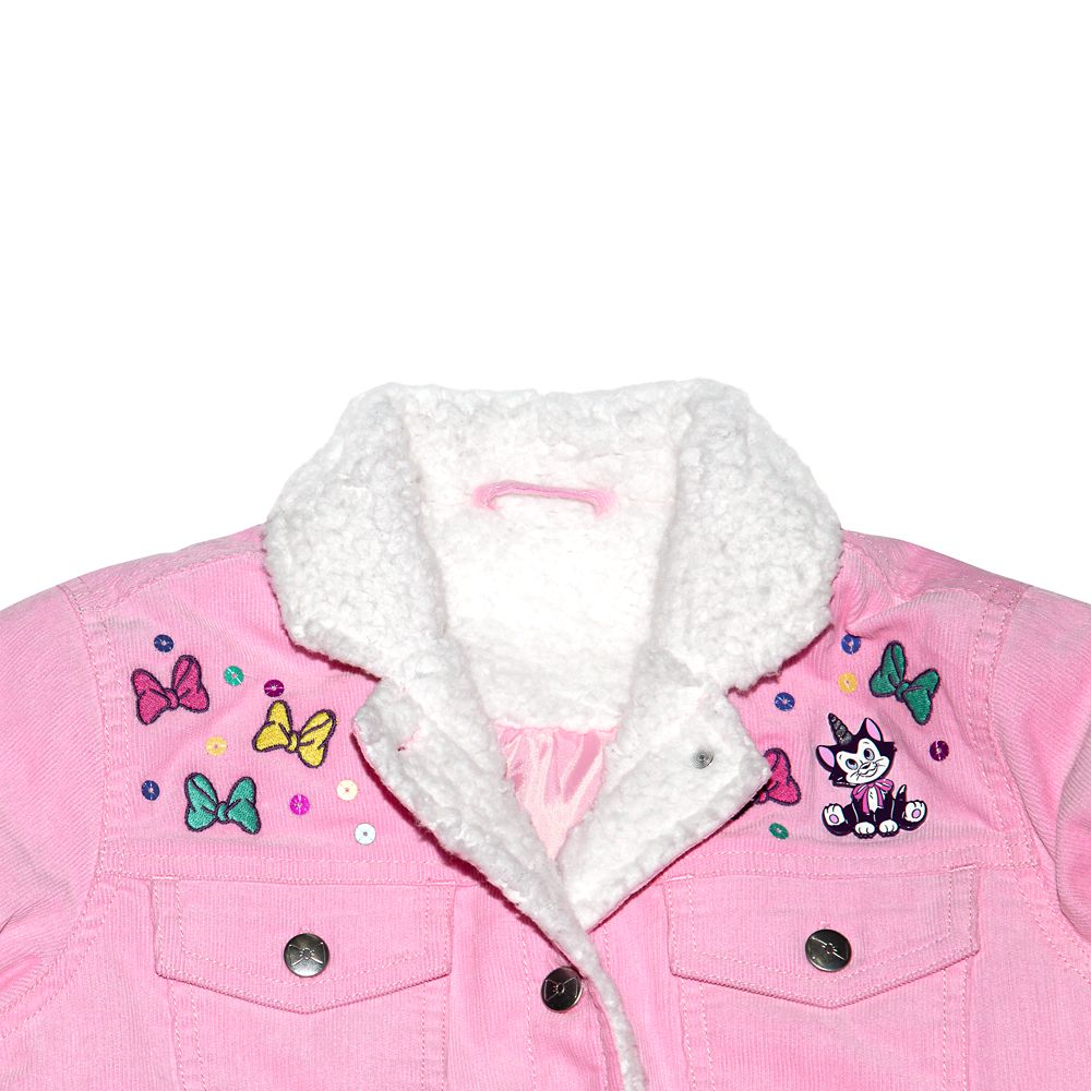 Minnie Mouse Corduroy Jacket for Girls