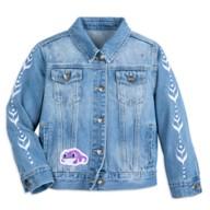 Anna and Elsa Denim Jacket for Girls – Frozen 2
