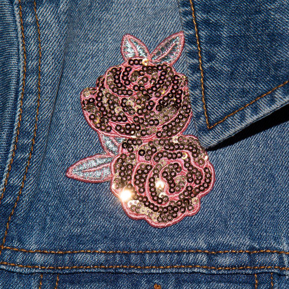 Disney Belle Denim Jacket for Kids ? Beauty and the Beast