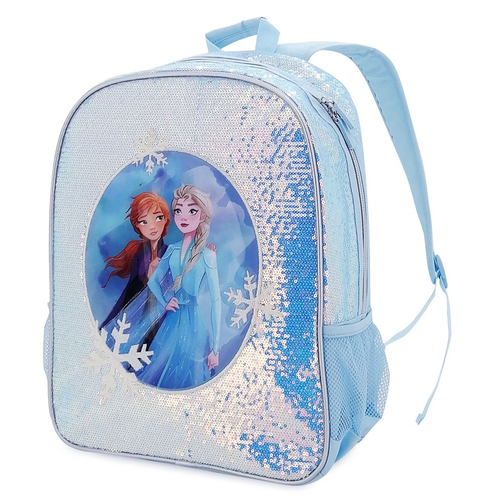 Anna and Elsa Backpack – Frozen 2 – Personalized
