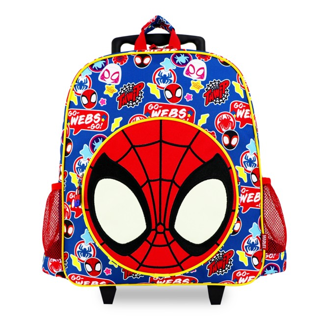 Marvel's Spidey and His Amazing Friends Rolling Backpack