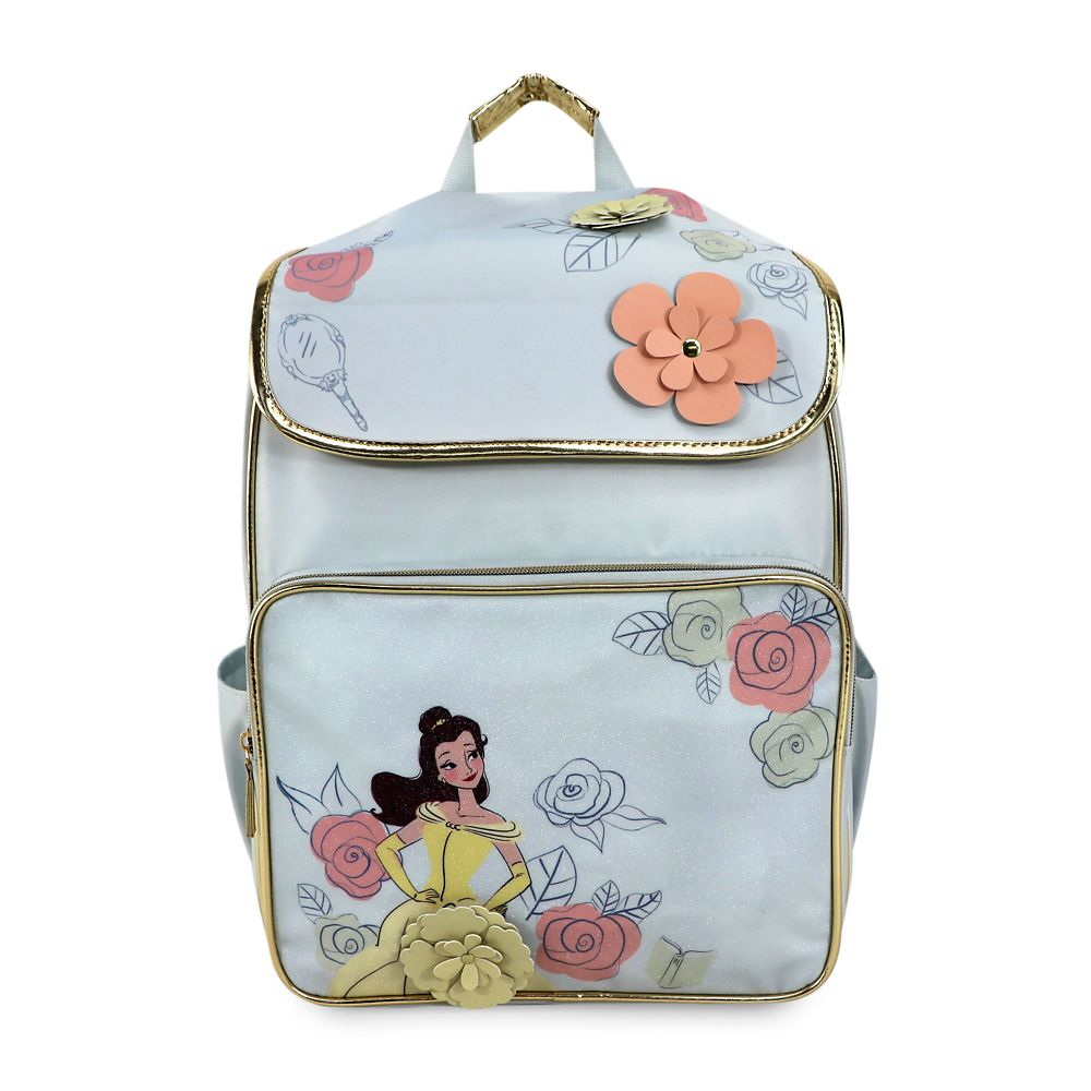 Belle Backpack – Beauty and the Beast – Personalized