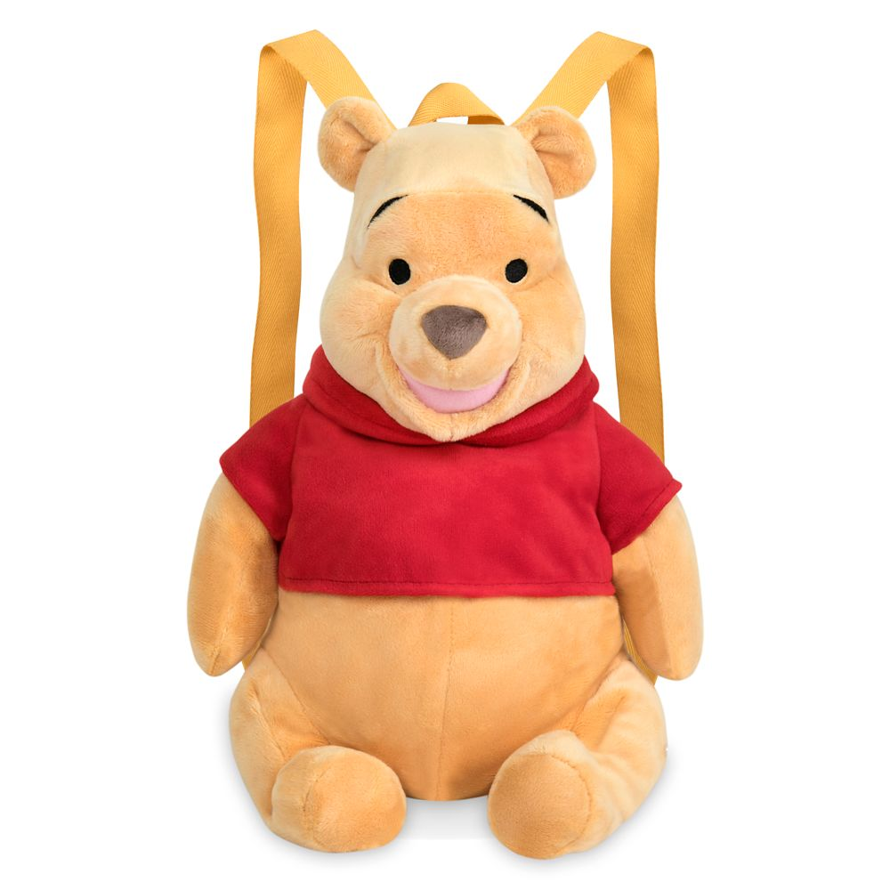 shopdisney.com - Winnie the Pooh Plush Backpack Official shopDisney 22.99 USD