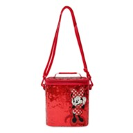Minnie Mouse Red Sequin Lunch Box