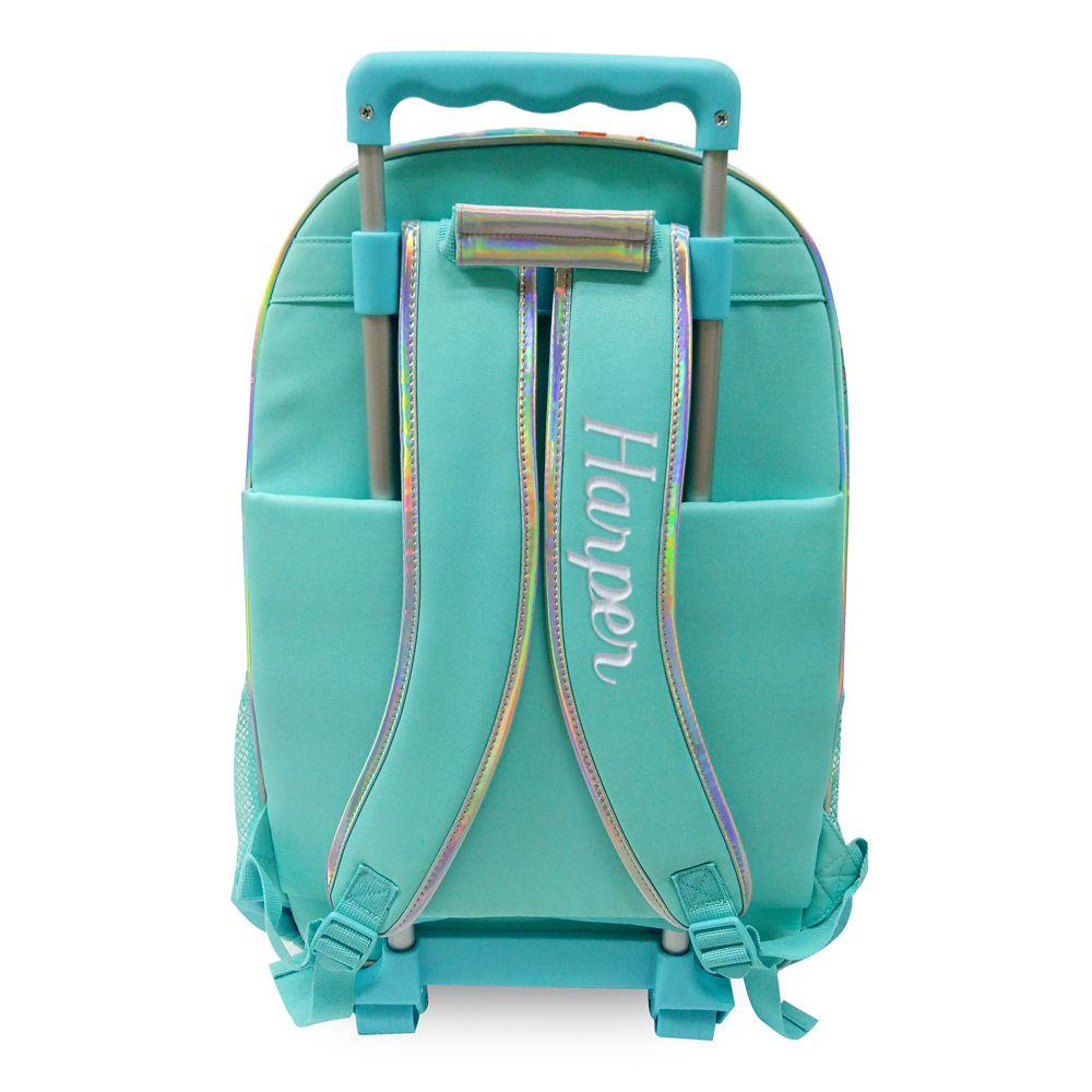 Ariel Rolling Backpack –The Little Mermaid