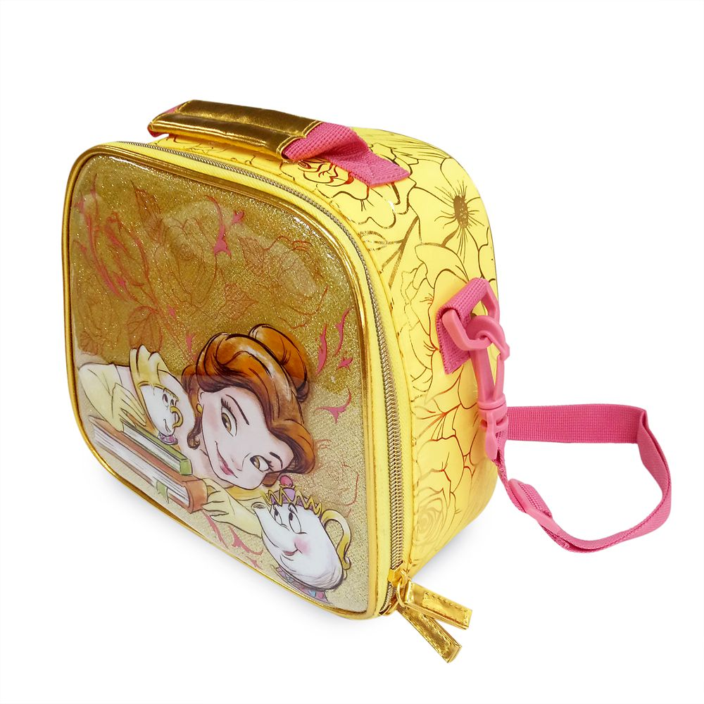 Belle Lunch Box – Beauty and the Beast