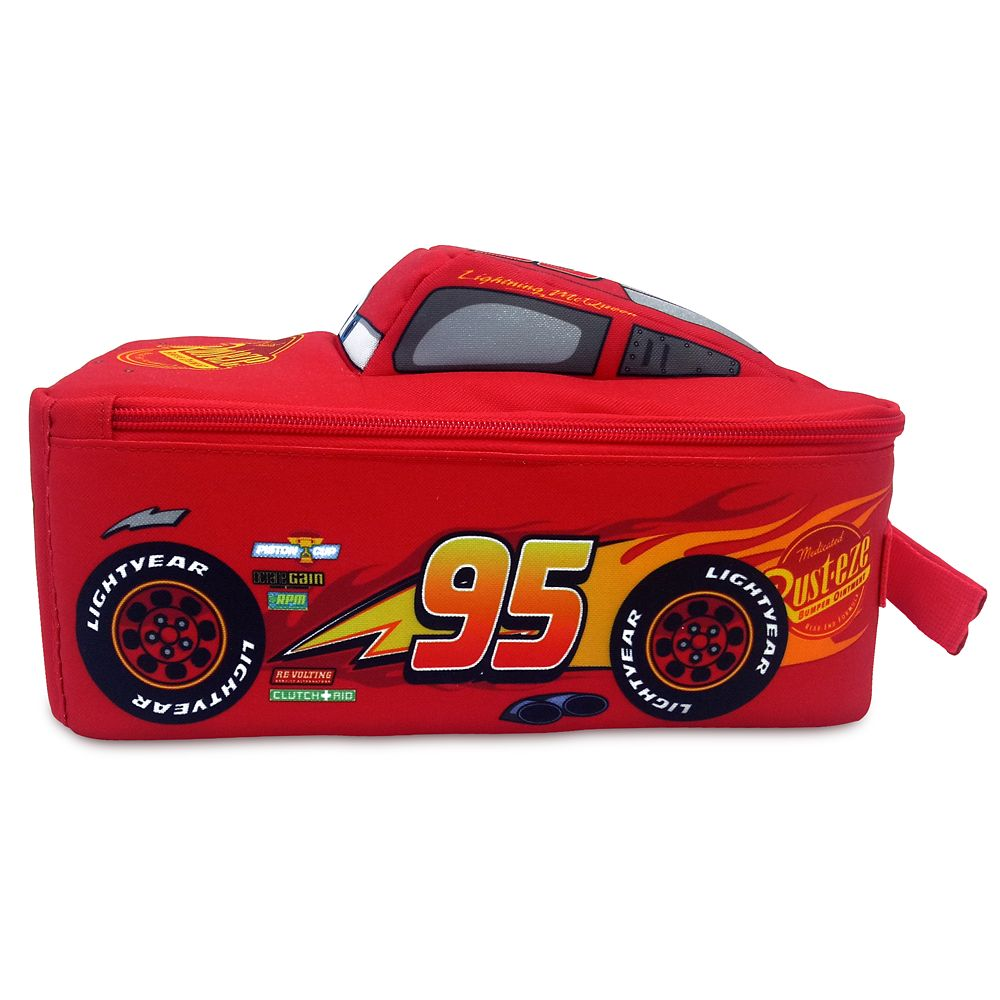 Lightning McQueen Lunch Box – Cars
